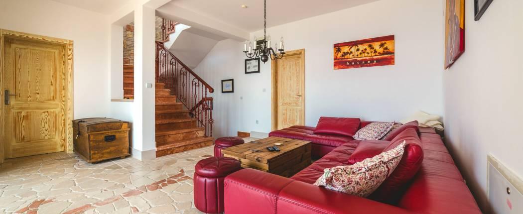 Living room on the II floor