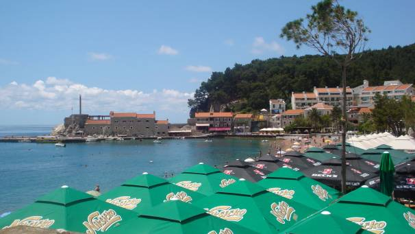 Seashore apartment | Mornar Travel | Petrovac Montenegro