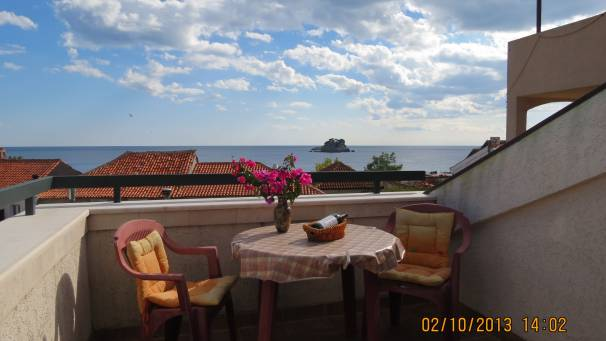 Apartments Vukovic | apartment 1/4  | Mornar Travel | Petrovac Montenegro
