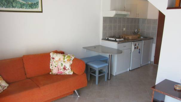 Apartment Golis   apartment 1/4   Mornar Travel   Petrovac Montenegro