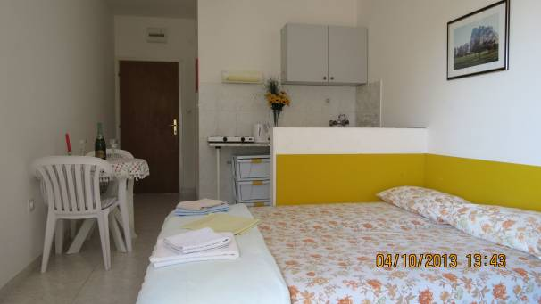 apartments Lazarevic | studio 1/2 | Mornar Travel | Petrovac Montenegro