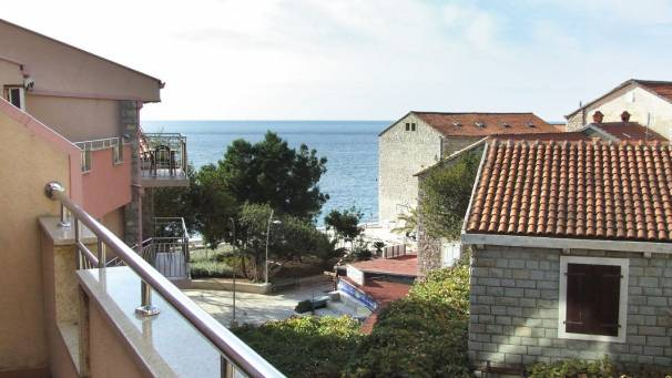 apartments Oaza 1| apartment 1/4 | Mornar Travel | Petrovac Montenegro