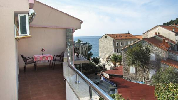 apartments Oaza 1| studio 1/4 | Mornar Travel | Petrovac Montenegro