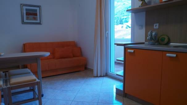 apartments Lanista | apartment 1/2+2 | Mornar Travel | Petrovac Montenegro