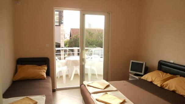 Apartments Lara-S | Double Studio Apartment | Dobra Voda | Bar | Morna Travel | Montenegro