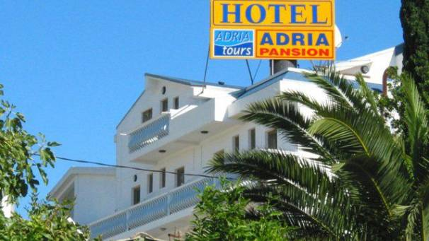 Hotel Adria | Šušanj-Bar | Mornar Travel | Montenegro