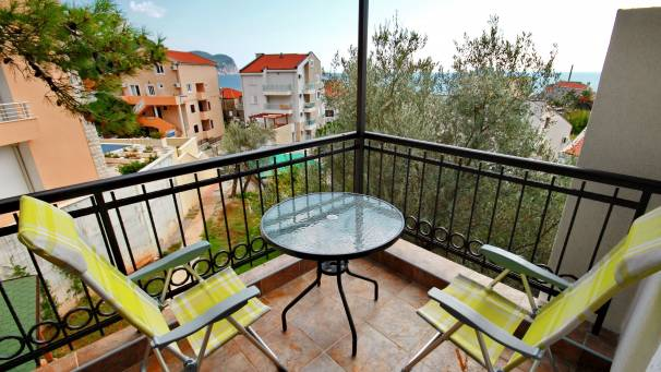 Apartment Ana 1/4 | Mornar Travel | Petrovac Montenegro