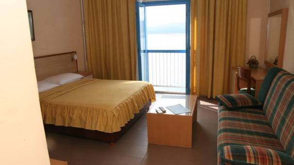 Hotel Palma | Double room with sea view | Tivat Town | Mornar Travel | Montenegro