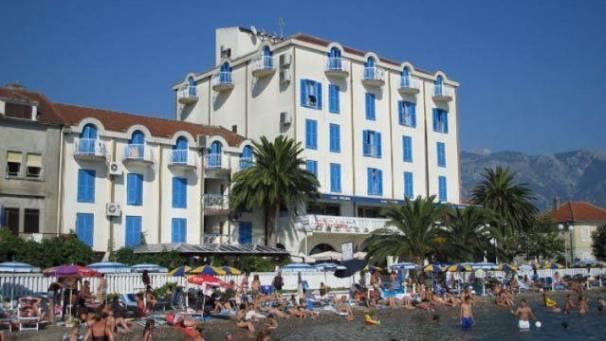 Hotel Palma | Tivat Town | Mornar Travel | Montenegro