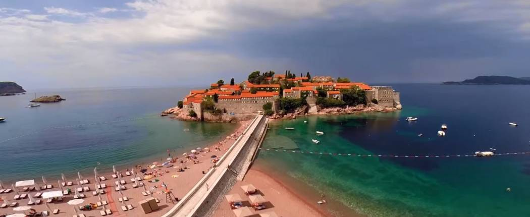 Visiting Sveti Stefan | Cipa Travel