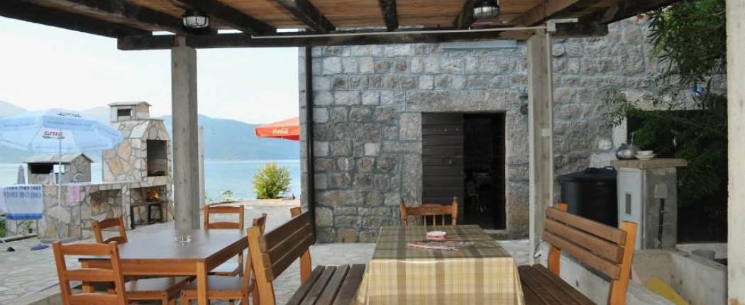 Stone house by the sea Radovići, Tivat 1.