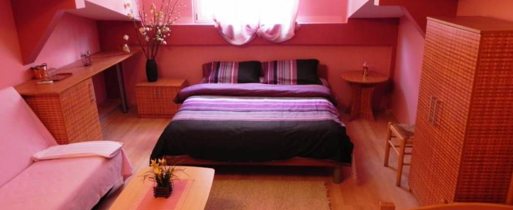 Hostel Izvor Podgorica Room 3 beds private 1