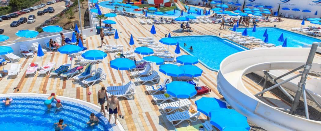 Excursion Aquapark Budva
