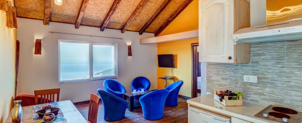 Villa Adriatic Horizont Lapcici Budva   Montenegro