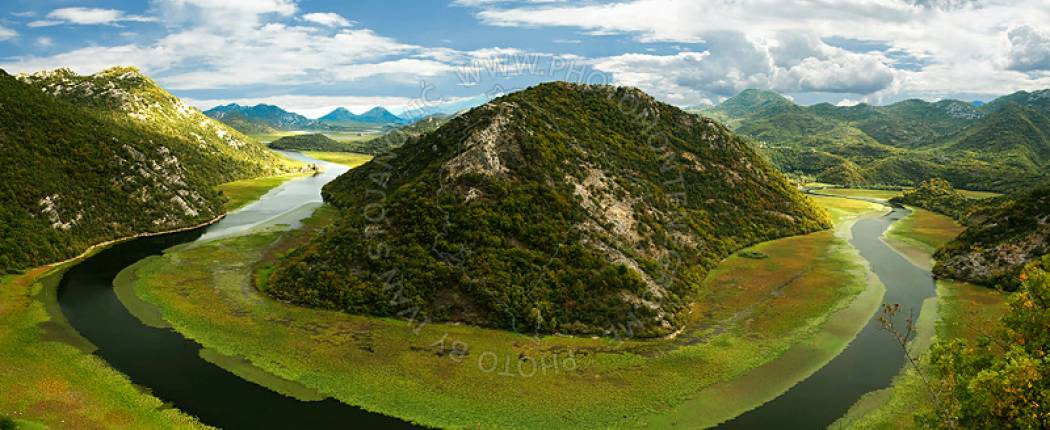 Skadarsko jezero | vecernja varijanta  |  Montenegro | Cipa travel