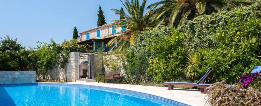 Sunset Villa Rezevici Montenegro