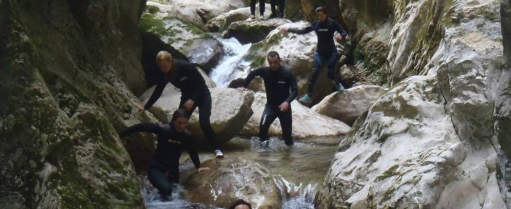 CANYONING - NEVIDIO CANYON - Montenegro | Cipa Travel