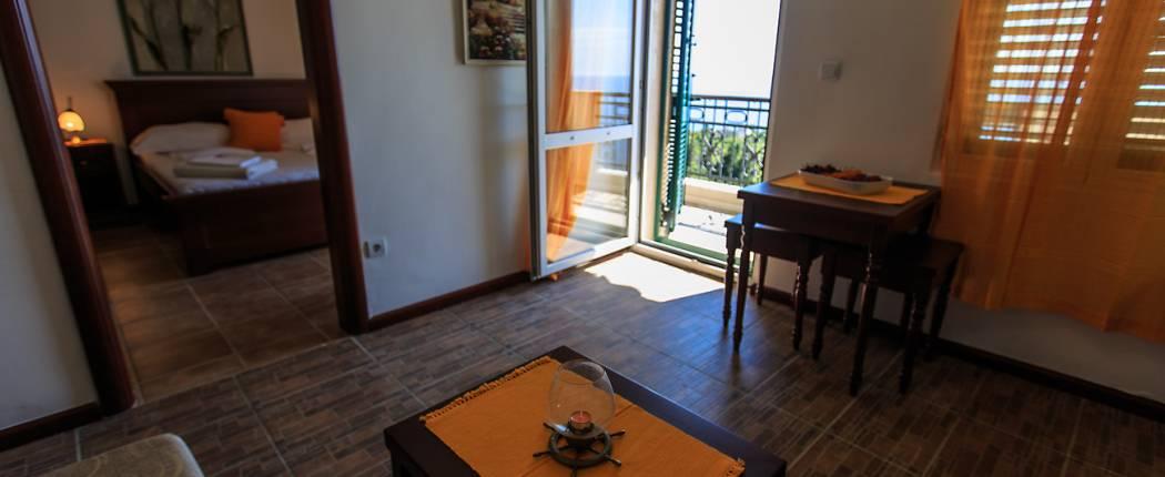 Zen Villa Rezevici - Apartment II. 021 (2+1 pax)