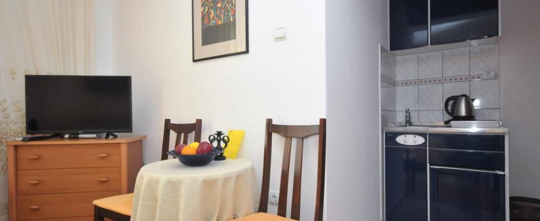 Balic Apartmani Sveti Stefan - Studio Dvokrevetni