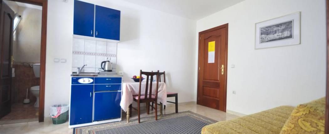 Balic Apartmani Sveti Stefan - Apartment 1 spavaća soba