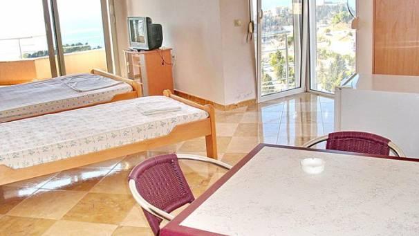 Panorama | sea view triple room | Mala plaža | Ulcinj | Mornar Travel | Montenegro