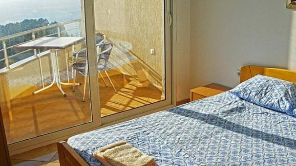 Panorama | double sea view studio apartments | Mala plaža | Ulcinj | Mornar Travel | Montenegro