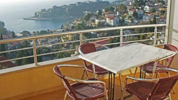 Panorama | double sea view studio apartments | Mala plaža | Ulcinj | Mornar Travel | Montenegro
