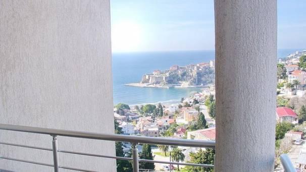 Panorama | four bed studio apartment | Mala plaža | Ulcinj | Mornar Travel | Montenegro