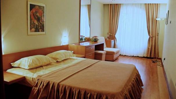 Hotel Queen of Montenegro | Double room sea view | Bečići | Mornar Travel | Montenegro