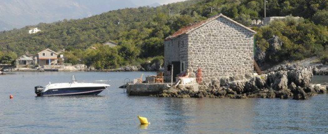 Fishermans House Bjelila, Tivat, Montenegro 1