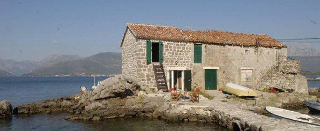Fishermans House Bjelila, Tivat, Montenegro 3