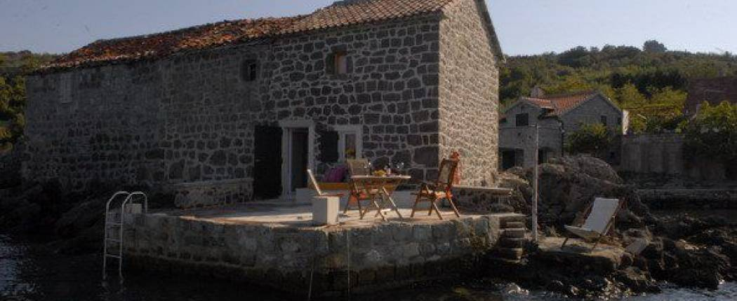 Fishermans House Bjelila, Tivat, Montenegro 9