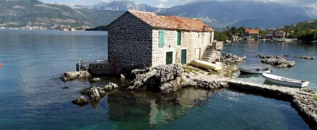 Fishermans House Bjelila, Tivat, Montenegro 12