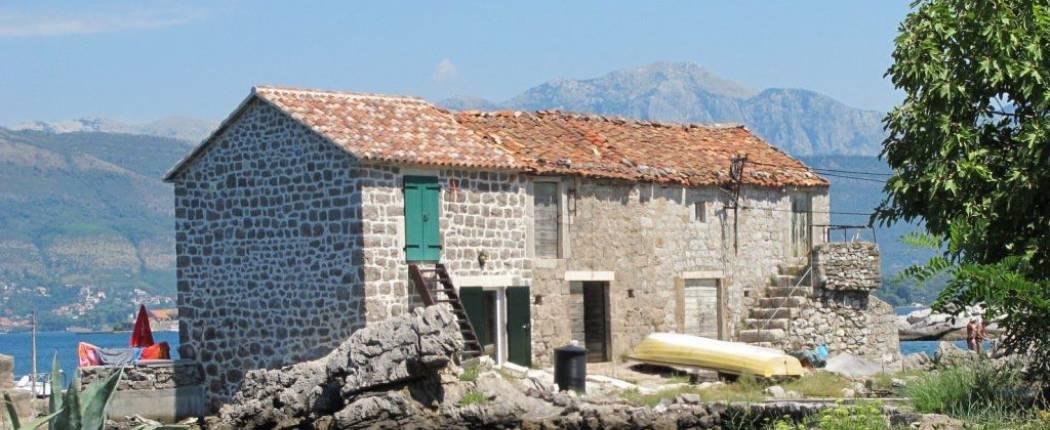 Fishermans House Bjelila, Tivat, Montenegro 11