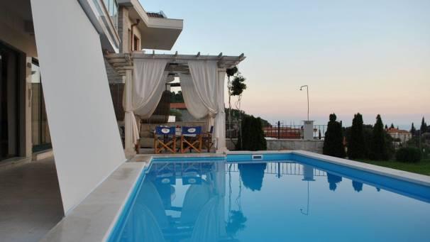 VILA LUX   Apartment Villa with pool   Rezevici   Mornar Travel   Montenegro