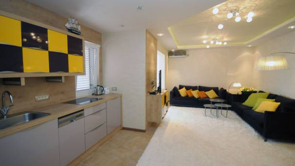 Lux 2 bedroom apartment | Petrovac | Mornar Travel | Montenegro