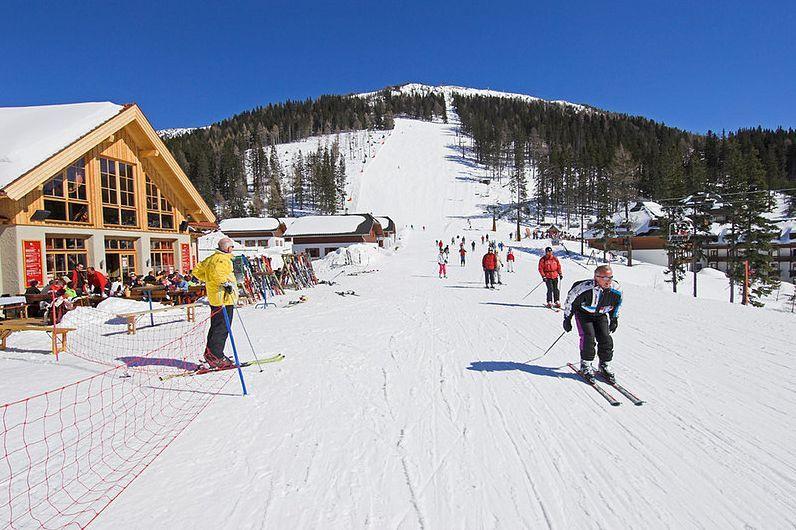 Skigebied Katscheberg, Oostenrijk