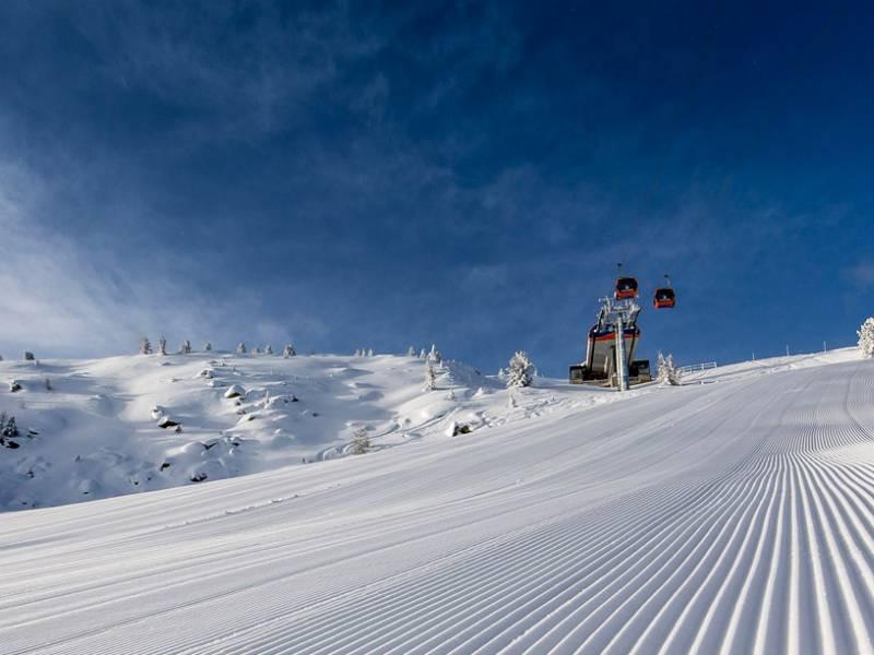 Skigebied Kreischberg, Oostenrijk