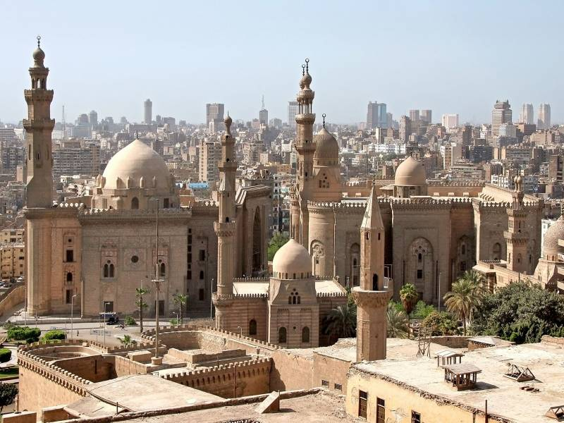Aktivni turizam Kairo
