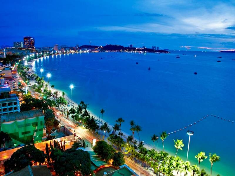 Active tourism Pattaya Central