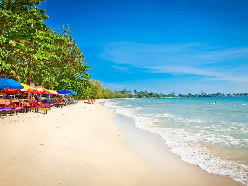 Turismo attivo Sihanoukville