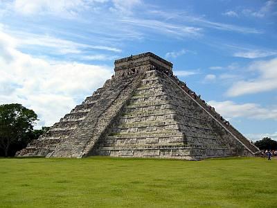 Kulturni turizam Meksiko