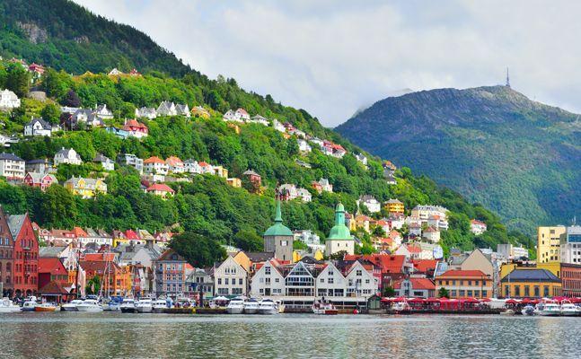 Kulturni turizam Bergen
