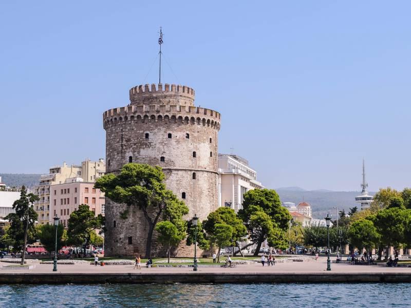 Turismo attivo Salonicco