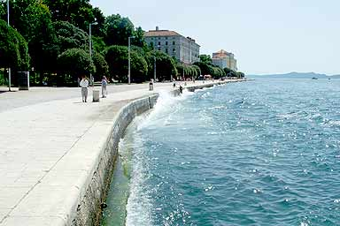 Events and entertainment Zadar