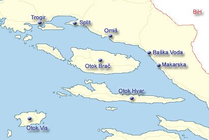Prenosi Srednja Dalmacija