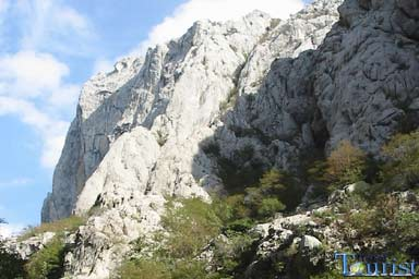 National park Paklenica