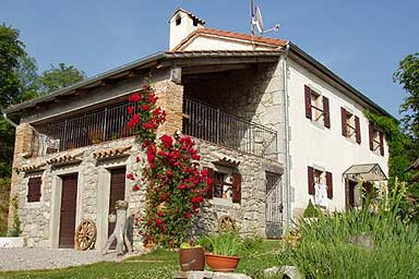Luksuzne vile in apartmaji v Istri