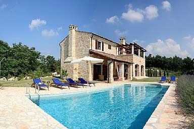 Luxusvilla Isztria