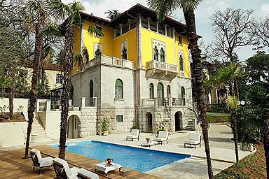 Luxury kvarner villas and apartments